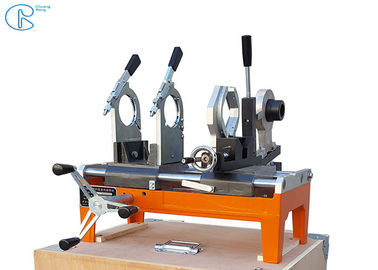 China 25 - 160 mm PPR Tube Fittings Electric Socket Bench Welding Machine factory
