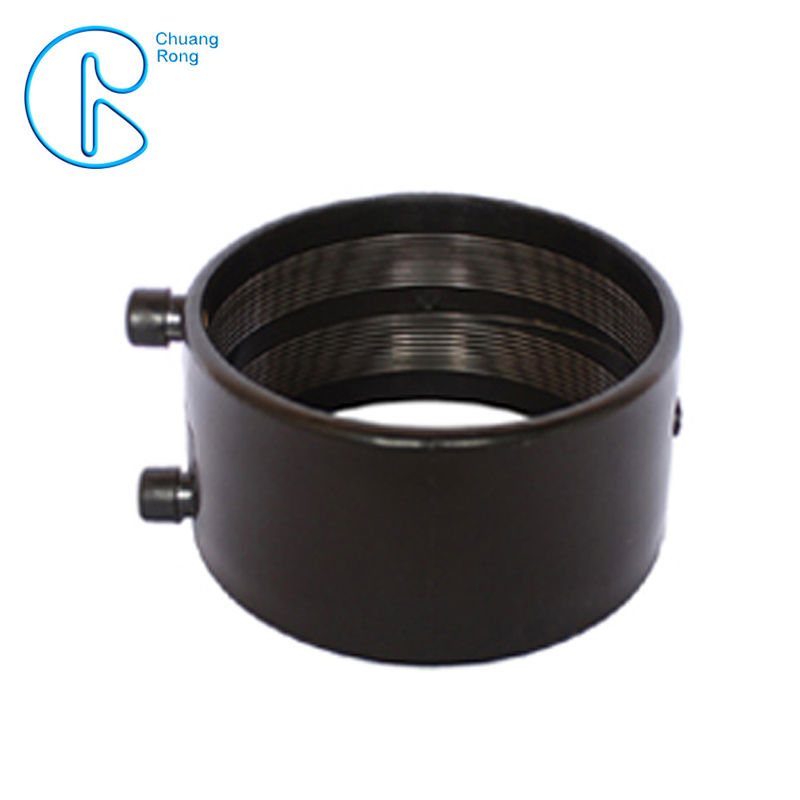 50mm-315mm HDPE Draining Fittings Siphonic Electrofusion Coupler PN6 PE100