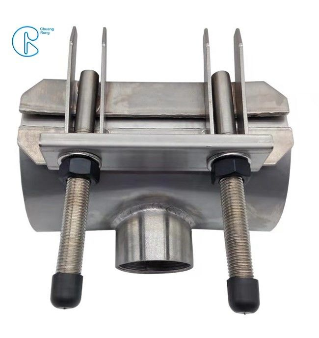 Pipe Repair Clamp Stainless Steel Multi-Function Tee Products Repair Leakage supplier