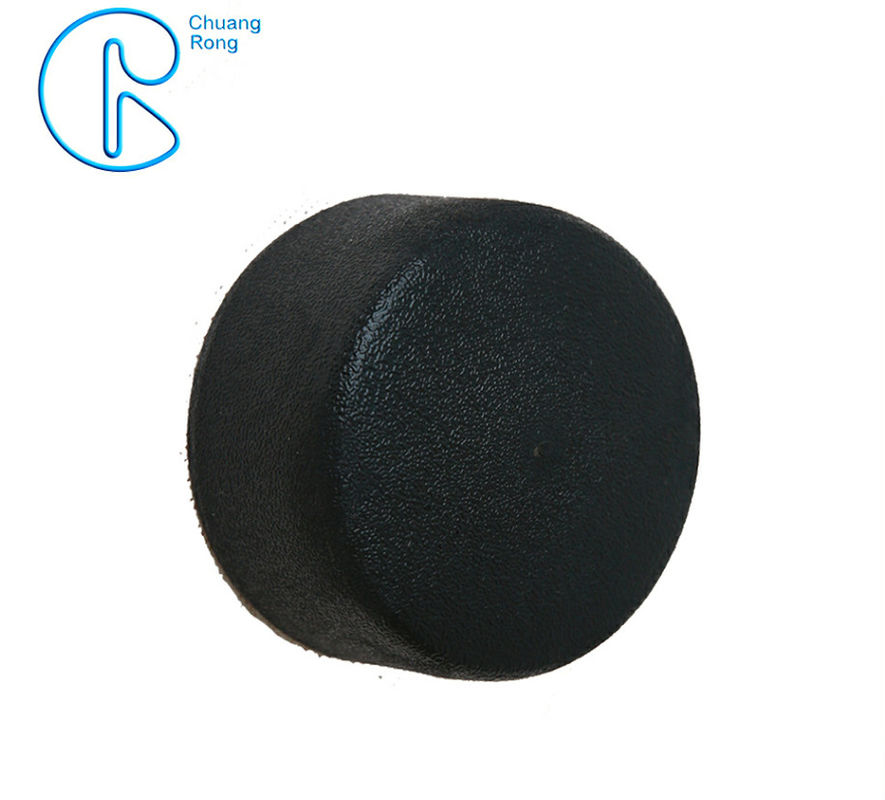 20-75mm Hdpe Pipe Cap , Black Socket Fusion End Cap PE100 PN16 SDR11 supplier