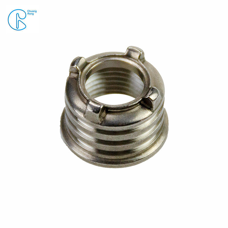 M30 Stainless Steel 1/4-20 Threaded 304 Insert Male Union Fittings