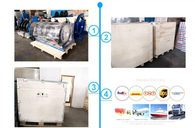 230VAC 900w High Frequency Welding Machine , Socket Welding Machine