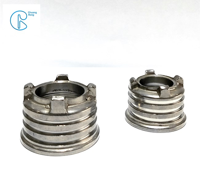 Thread Steel Plastic Transition Stainless Steel Insert Tooling Female Fittings