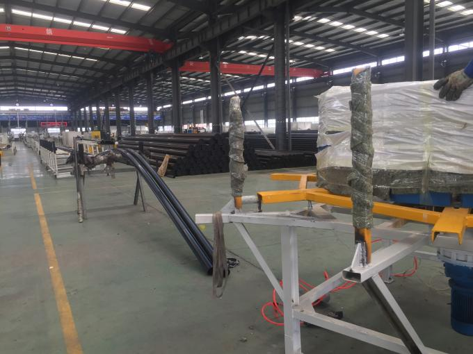 110mm PN16 PE100 High Density Polyethylene HDPE Pipe for Portable Water Supply