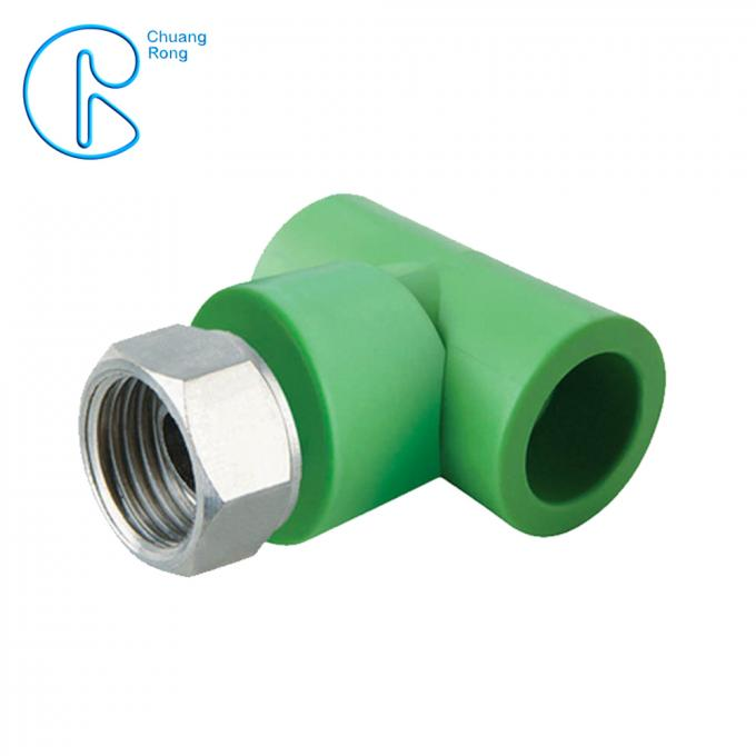 PPR/CPVC Inserts Female Union Fittings Stainless Steel Inserts