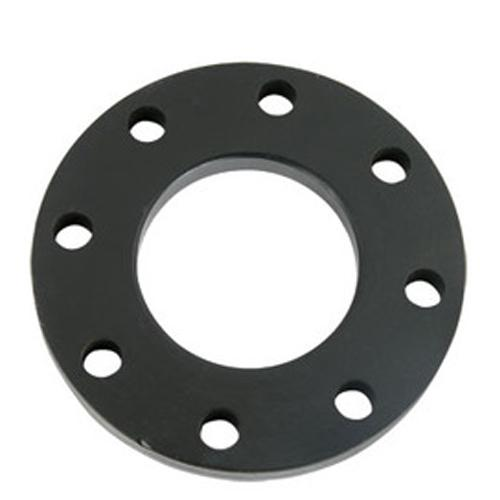 PN16 SDR11 PE100 HDPE Electrofusion Fittings Flange Adapter Flange Plate / Backing Ring