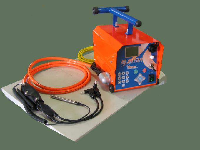 4000W Electrofusion Welding Machine , HDPE PP PP - R Water Gas Fire Sprinkler Tube Machine